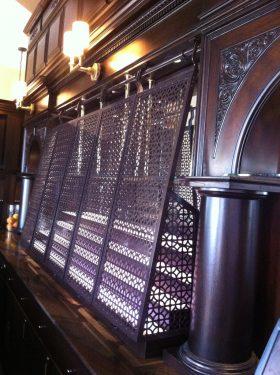 Liquor Cage - Hotel Galvez