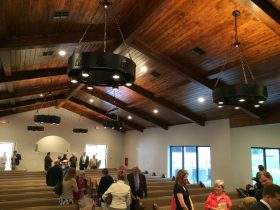 Chandelier - Spring Cypress Presbyterian