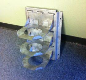Toroid Cooling Rack