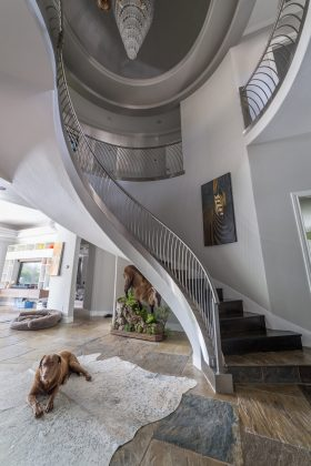 Custom Stair Case