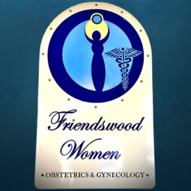 Signs - Friendswood Womans