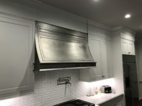 Vent Hood - Stainless